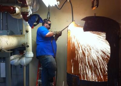 Sycamore Matt cutting tank